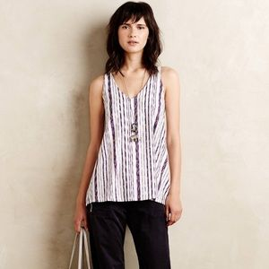 Anthropologie Puella North South Swing Tunic Tank